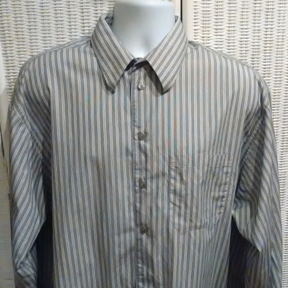 Kenneth Cole Other - Kenneth Cole Stripped long sleeve shirt